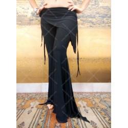 Pantalone fusion nero