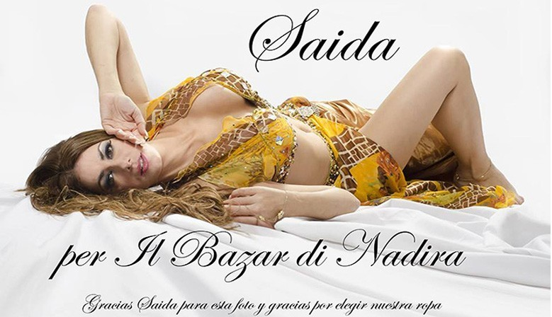 Saida per il bazar di Nadira