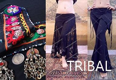 Tribal Abbigliamento e accessori