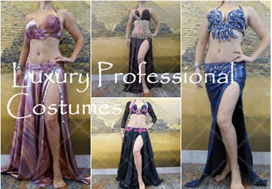 Luxury Professional Costumes