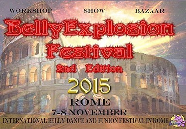 BellyExplosion Festival 2nd Edition