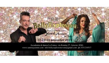Escuela de danzas Arabes - Yamil Annun - in Italy